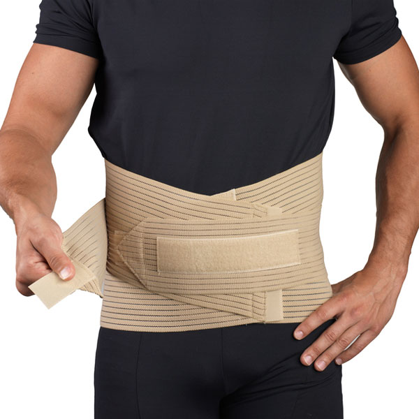 Lumbo Sacral Support Low-Back