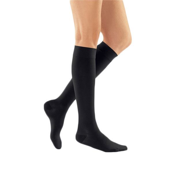 MJ-1 Metropole Knee High Compression Stockings