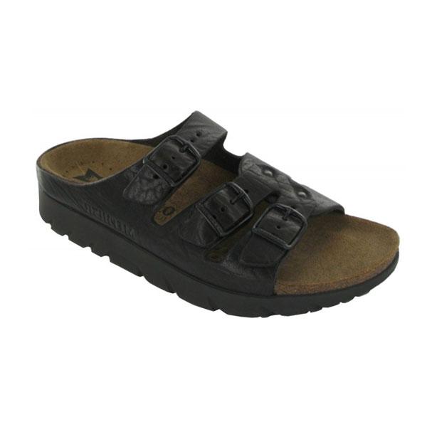 Zac Men's Black Sandals