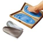foam box foot casting