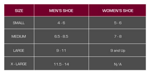 Image Result For How To Choose Shoe Size