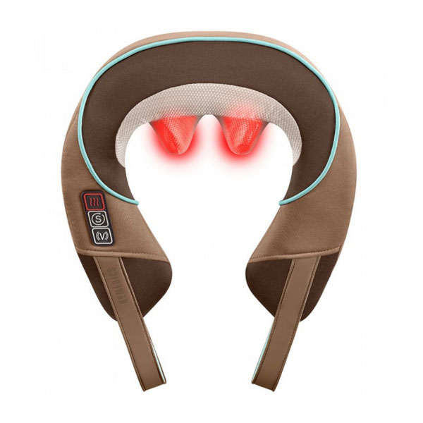 Shiatsu Neck Massager Heat