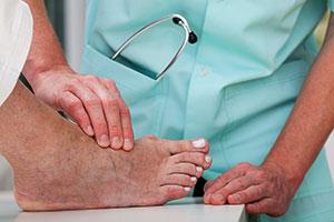 foot doctor Oakville