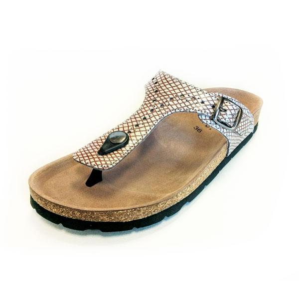 Biotime Snake Sandals for Women