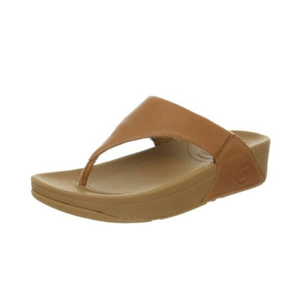 Fitflop Lulu Sandals Tan