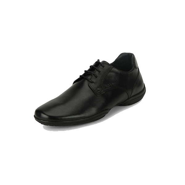 Geox Uomo City Black Shoes