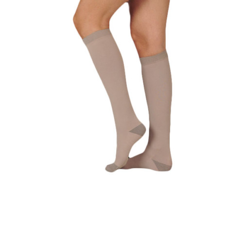 Juzo Silver Soft Knee High Stockings