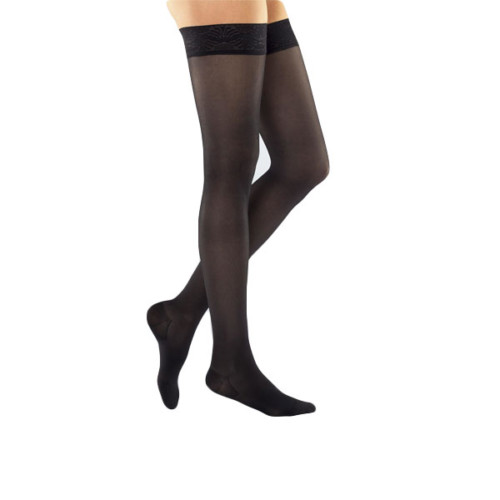 MJ-1 Metropole Thigh High Compression Stockings
