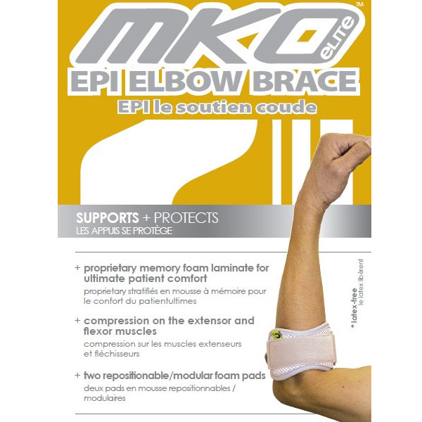 MKO Elite Elbow Brace