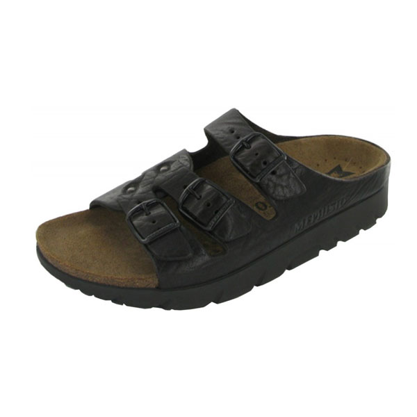 Mephisto Zac Sandals Black