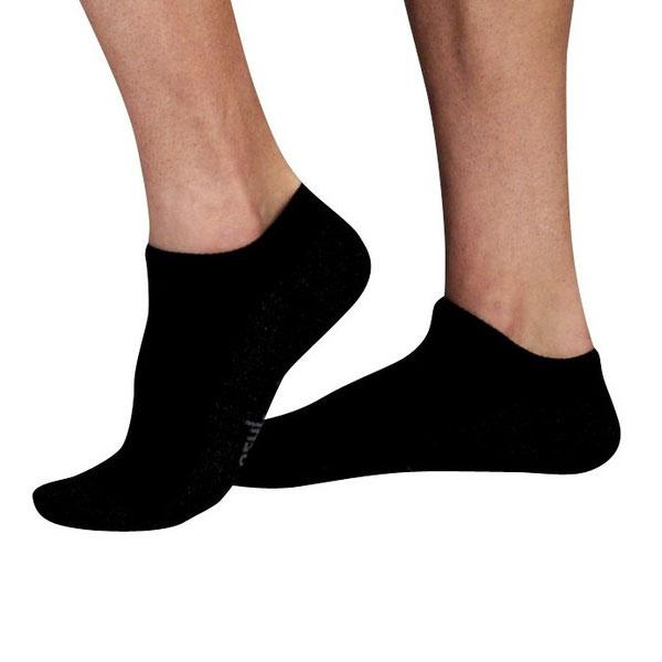 Silver Sole Socks