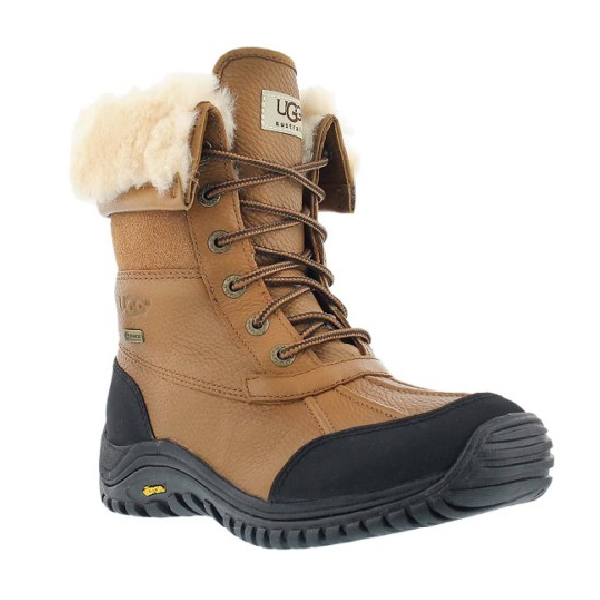 UGG Adirondack women's leather boot