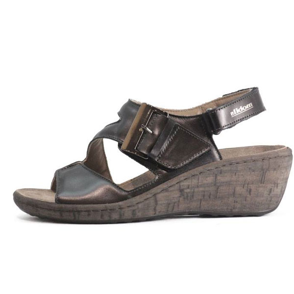 Mephisto Mobils Nottina Sandals Black