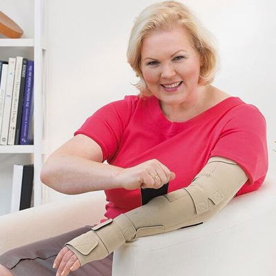 Compression Sleeves Wrap-Around