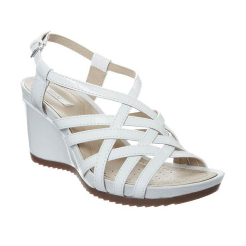 Geox New Roxy Women Wedge Sandals