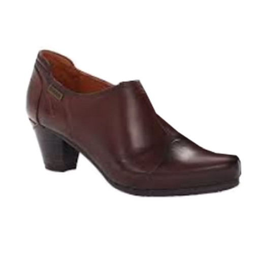 Pikolinos Lille Brown Leather Shoes for Women