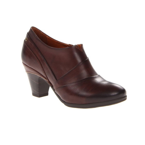 Pikolinos Sienna Women's Brown Leather Shoes