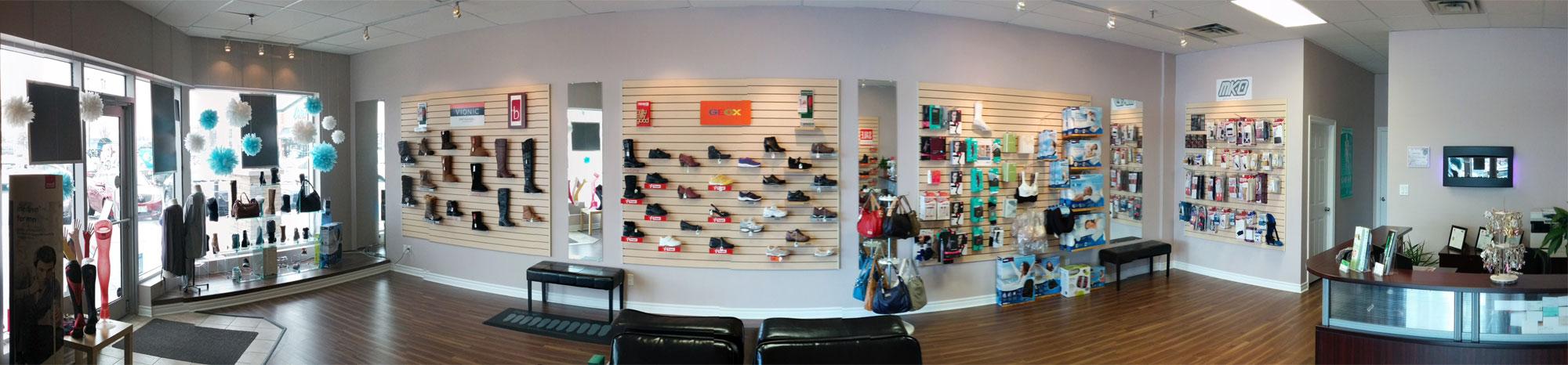 Comfort Clinic Oakville Store