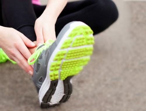 Major causes of foot pain